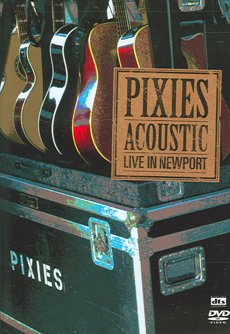 ACOUSTIC:LIVE IN NEWPORT BY PIXIES (DVD)