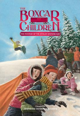 The Mystery of the Stolen Snowboard By Warner, Gertrude Chandler (CRT)/ Jessell, Tim